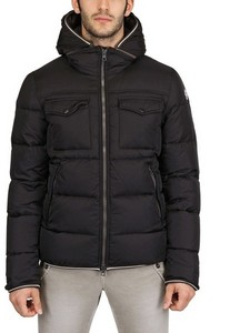 DG1446 Moncler Thomas Jackets Mens Black [fd6f]