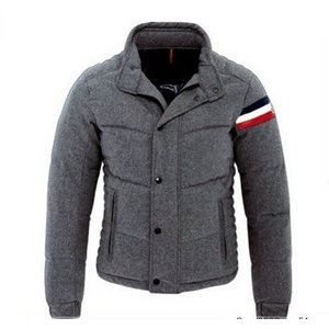 DG2188 Moncler Chamonix Mens Jacket Double -breasted Grey [8d31]