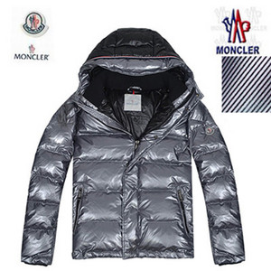 DG2197 Moncler Maya Heren Down Jacket Silver Gray [c643]