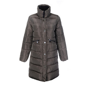 Jas For Womens Green Army DG5414 Moncler Vos omlaag [37de]