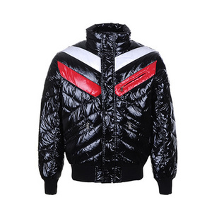 DG5456 Mens Moncler Quilted Cool Fashion Jacket Black [dbdf]